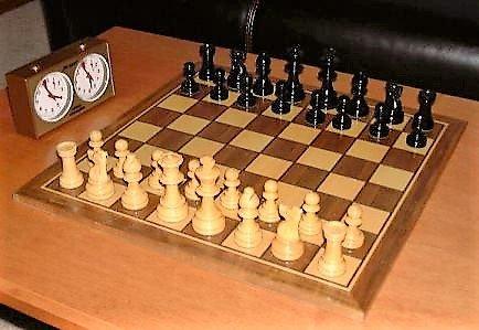 Шахмат үйірмесінің ашылуы